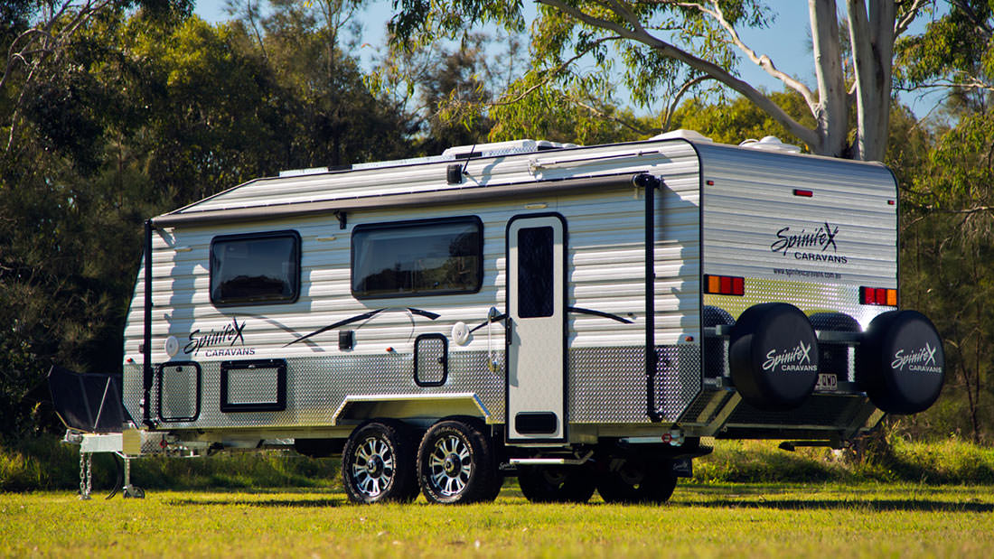 Spinifex Caravans