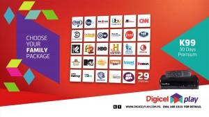 Digicel Play POS Animations