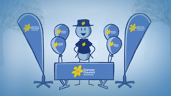 Cancer Council Animation