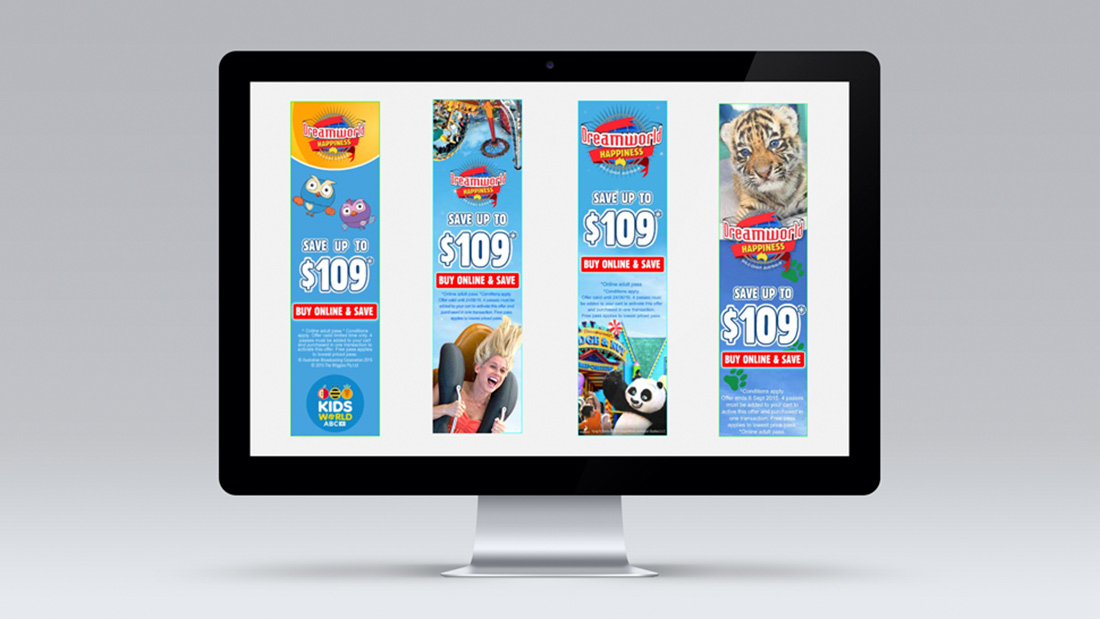 Animated Banner Ad Creation