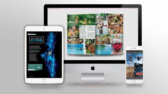 Magazine Design & Publication