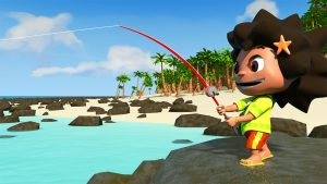Tiki The Fishergirl