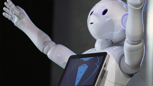 World Science Festival - 'Pepper' the Robot
