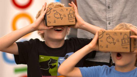 World Science Festival - Google Cardboard + Samsung VR Experience