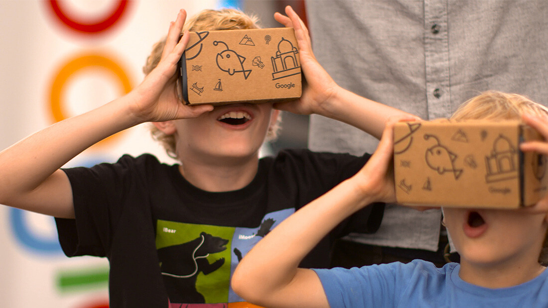 World Science Festival - Google Cardboard + Samsung VR Experience