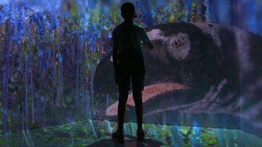 World Science Festival - Dinosaur Virtual Reality Experience
