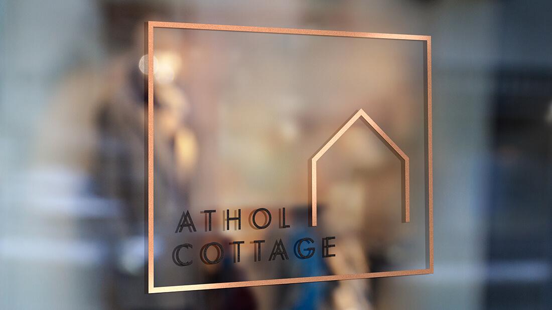 Brand Design - Athol Cottage
