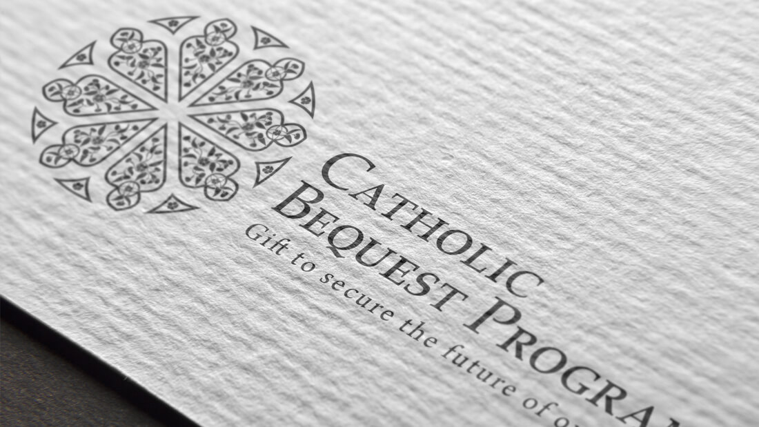 Brand Design - Catholic Bequest Program