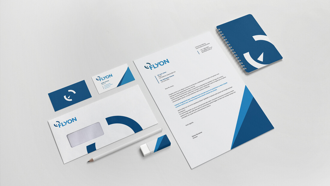 Graphic Design - Corporate Stationery Design