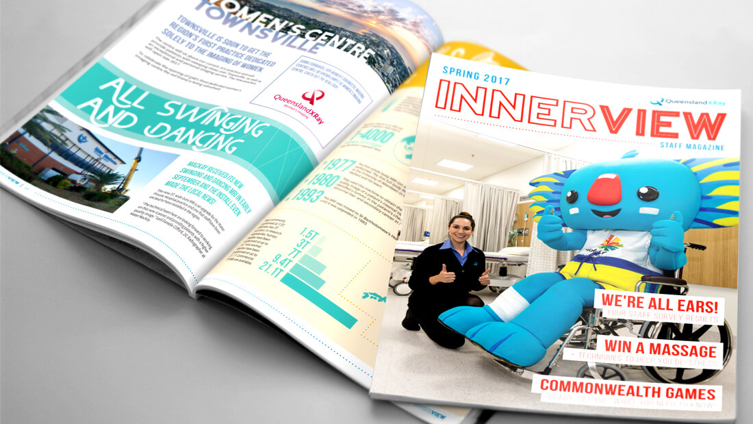 Graphic Design - Magazine Design