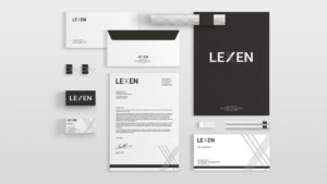 Brand Design - Lexen