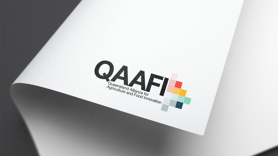 Brand Design - Queensland Agriculture and Food Alliance