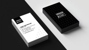 Graphic Design - Business Card Design