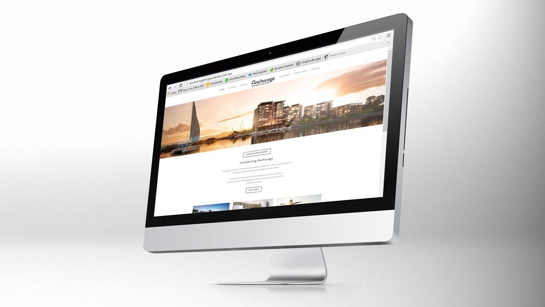 Graphic Design - Website Design