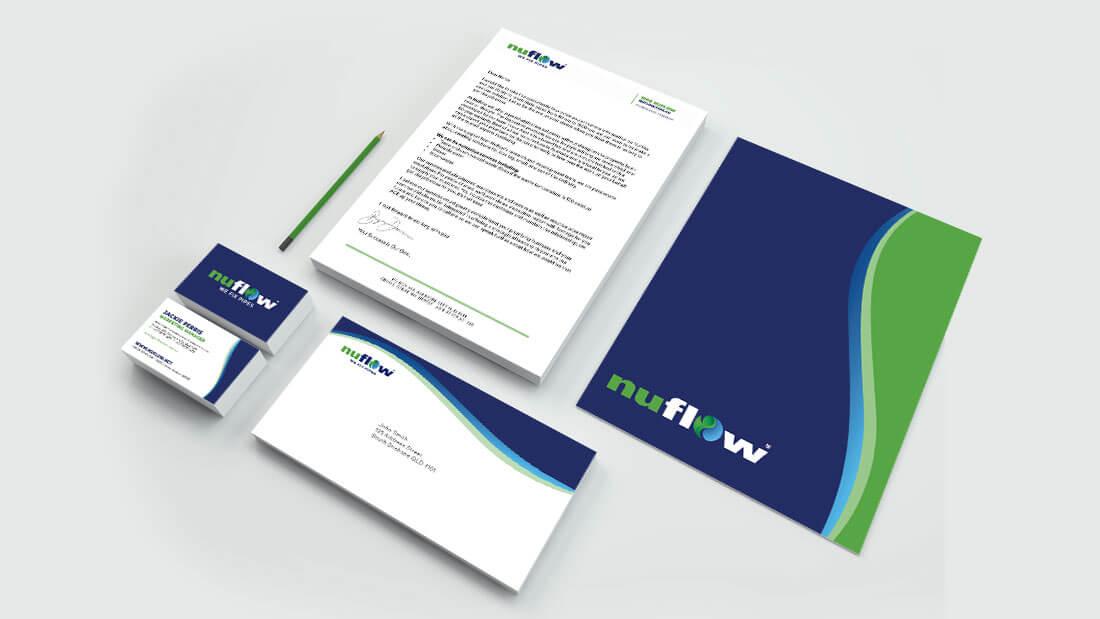 Brand Design - Nuflow