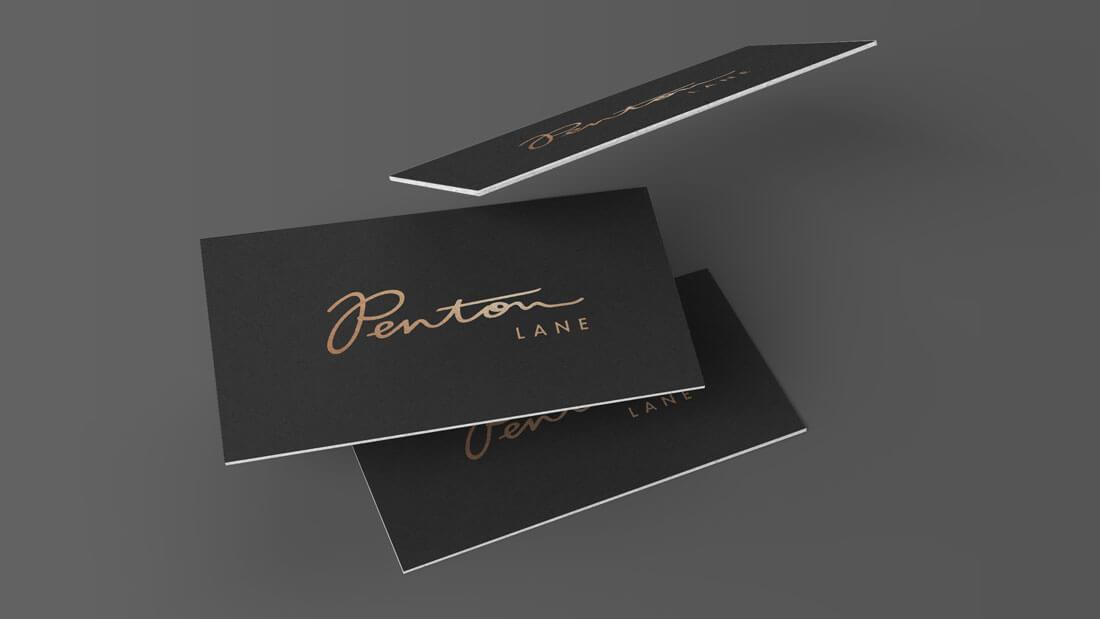 Graphic Design - Business Card Design