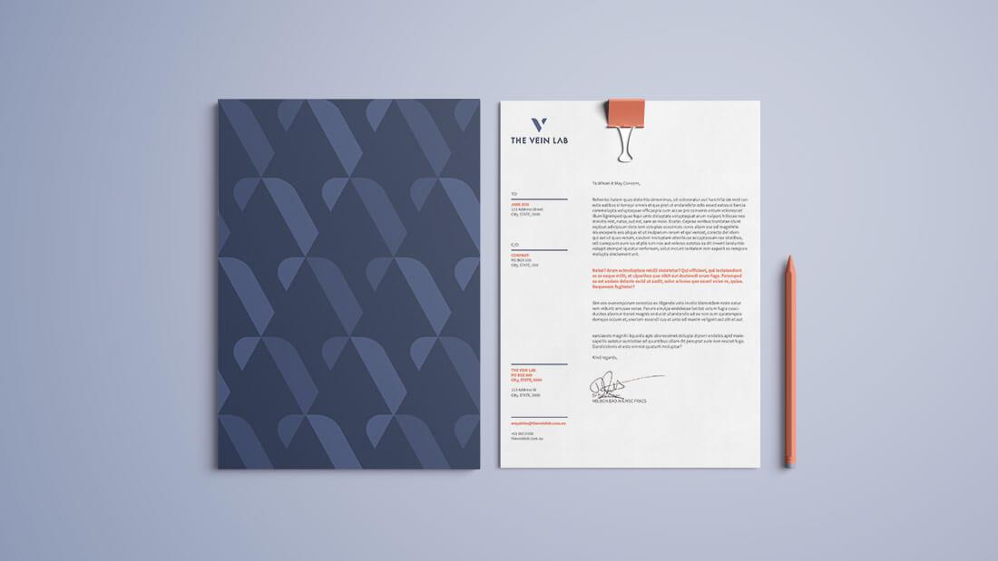 Brand Design - Vein Lab