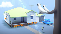 NSW EPA 3D Animated Video Campaign