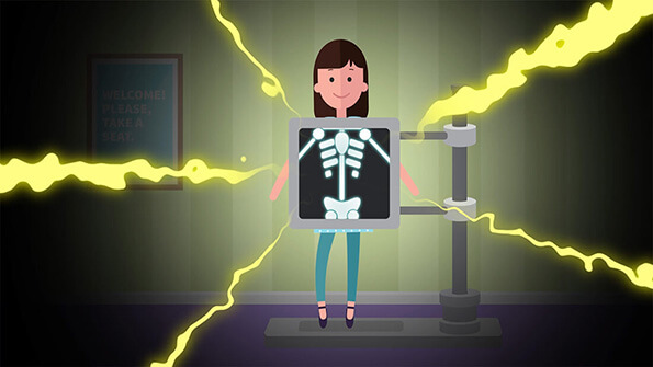 Queensland X-Ray Animated Explainer Video Series