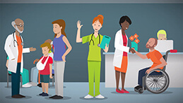 Queensland Health Animated Explainer Video