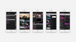 Digicel App Design