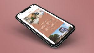 Athol Place Website Design & Development