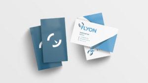 Flyon Brand Design - Corporate Stationery