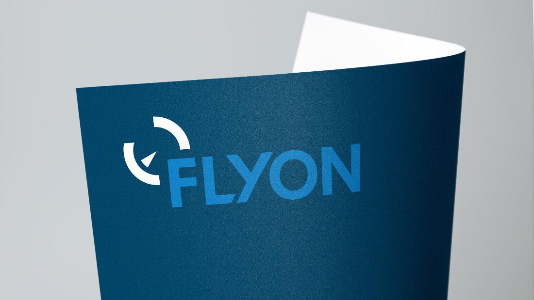 Flyon Brand Design - Logo Design