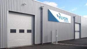 Flyon Brand Design - Signage Design