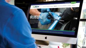 Nuflow Website Design