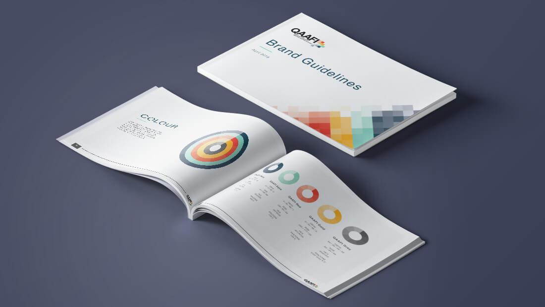 QAAFI Brand Design - Brand Guideline Document