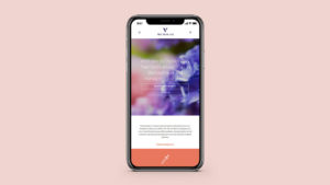 The Vein Lab Brand Design - Mobile Website