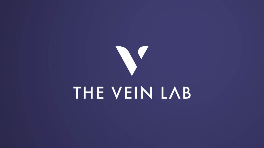 The Vein Lab Brand Design - Logo