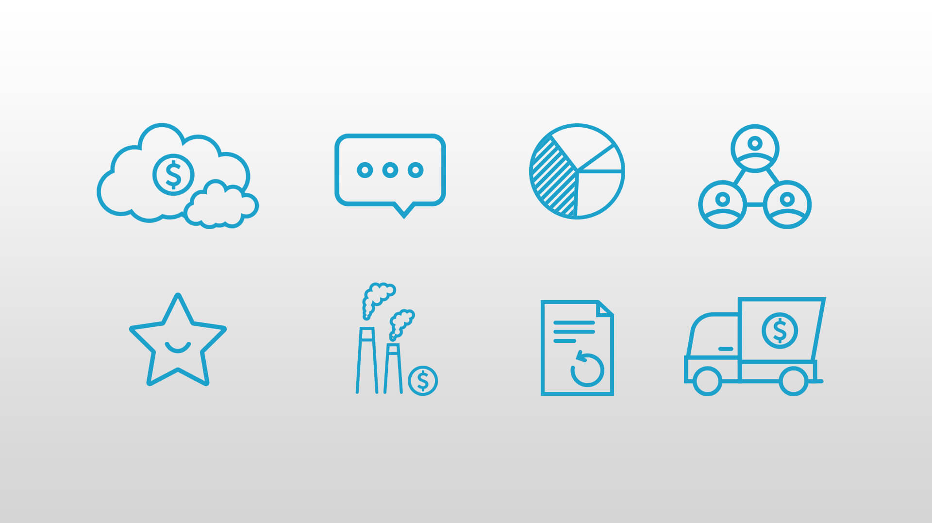USS Global Brand Design - Icon Design