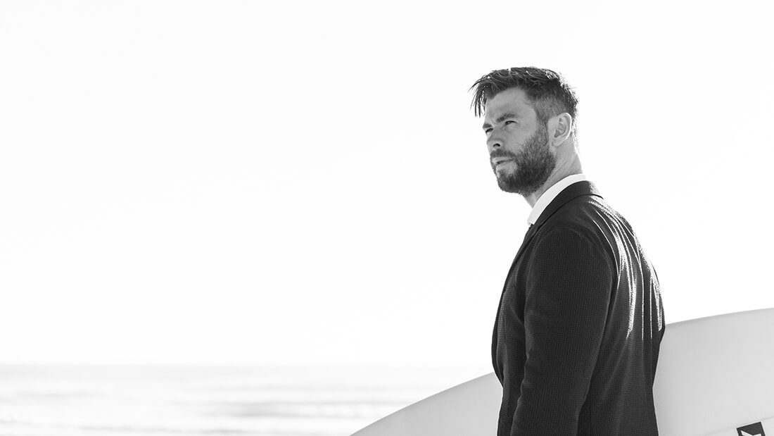 Hugo Boss - Chris Hemsworth