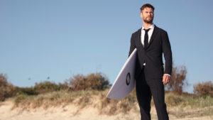 Hugo Boss - Chris Hemsworth